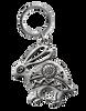 Rabbit Fetish Mini Keychain