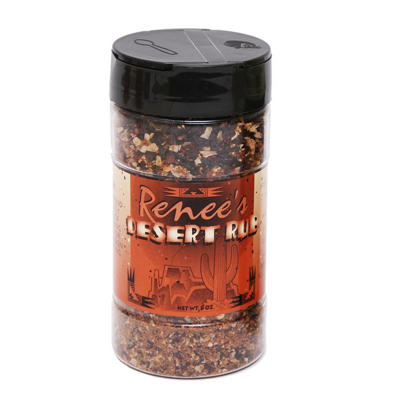 Renee's Gourmet Desert Rub 8oz