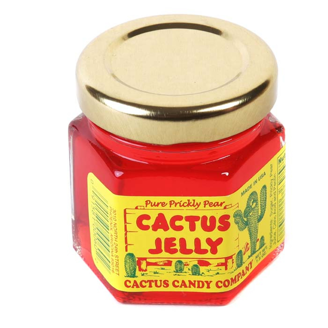 Cactus Jelly 1.5oz-Case of 24