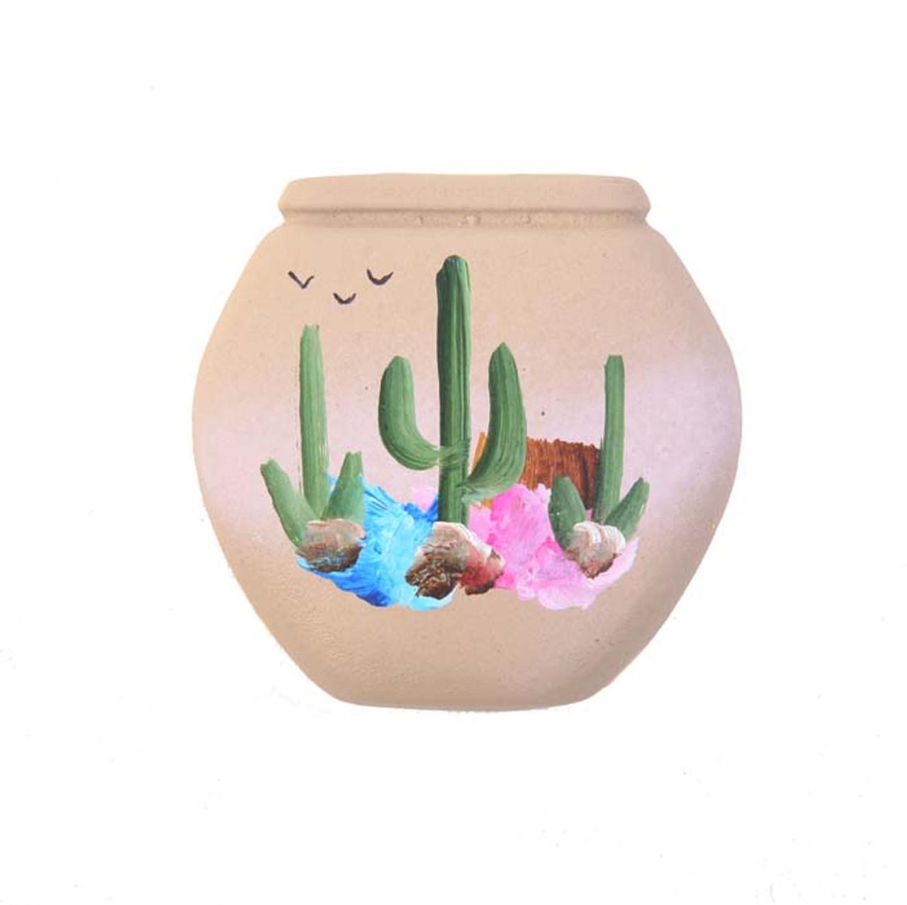 Vase Beige Magnet