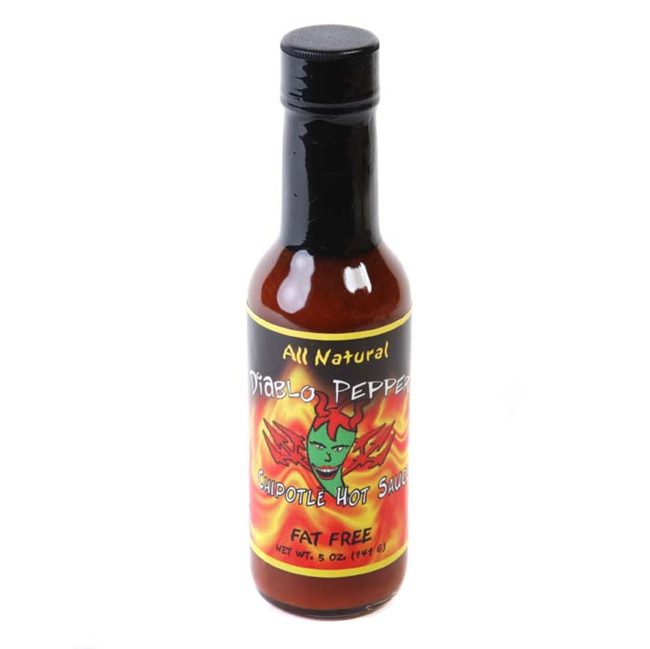Chipotle Pepper Hot Sauce-Case of 12