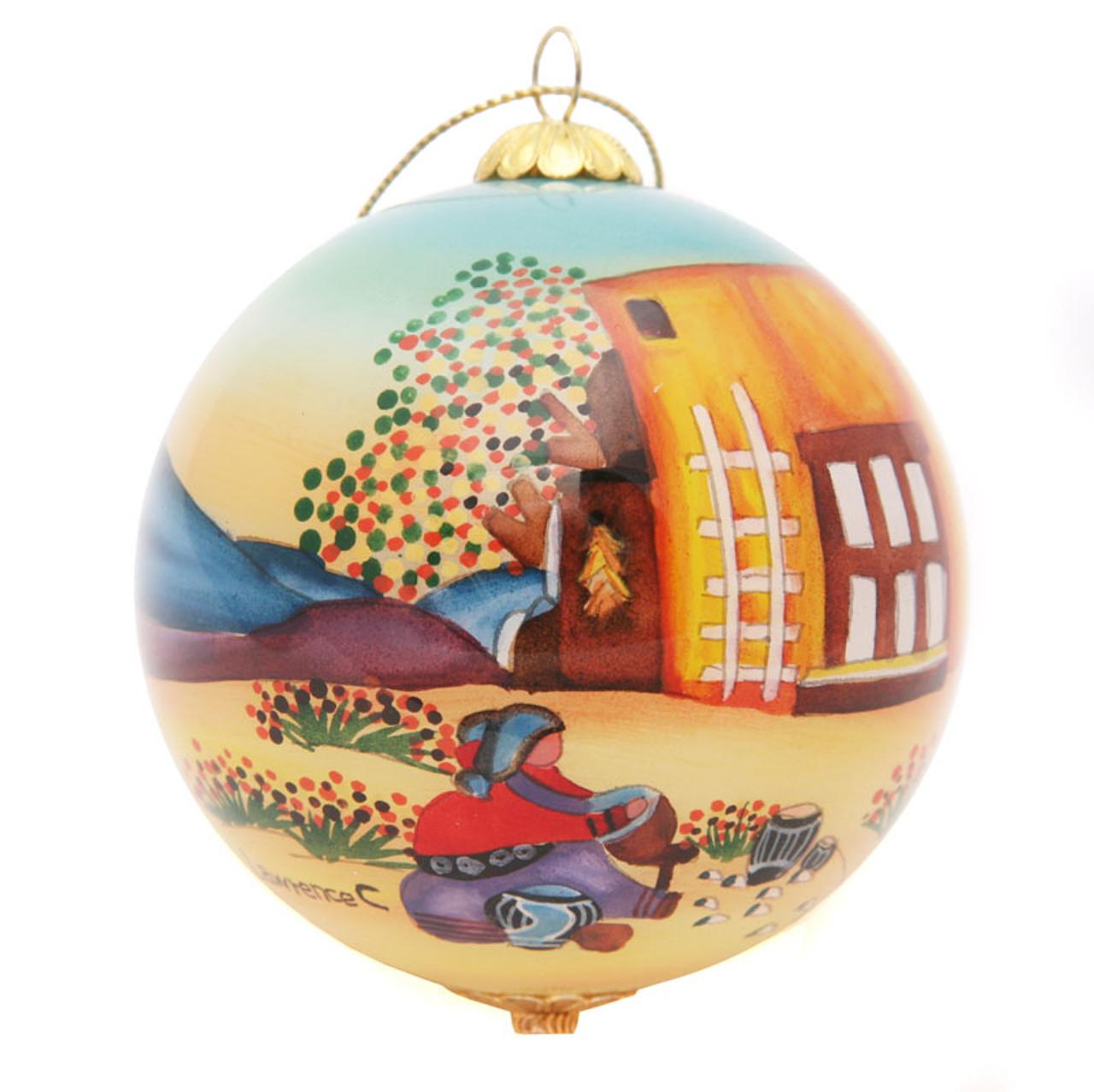 "Potterymaker - 3"" Ornament Set of 2"