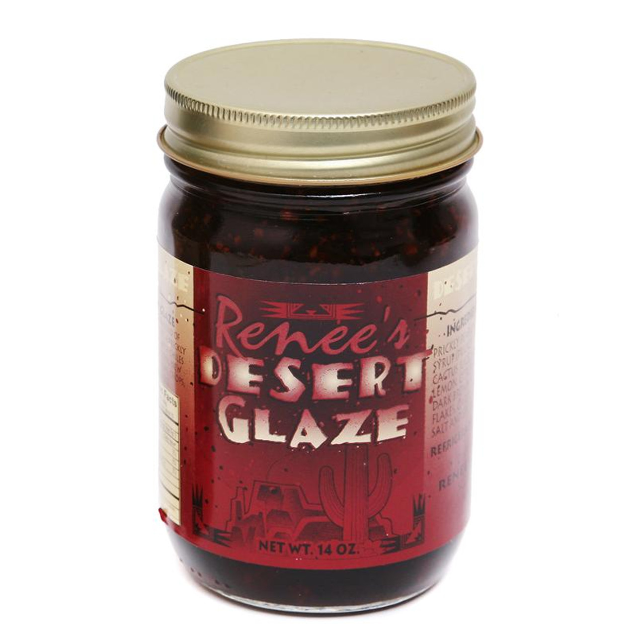 Renee's Gourmet Desert Glaze 14oz