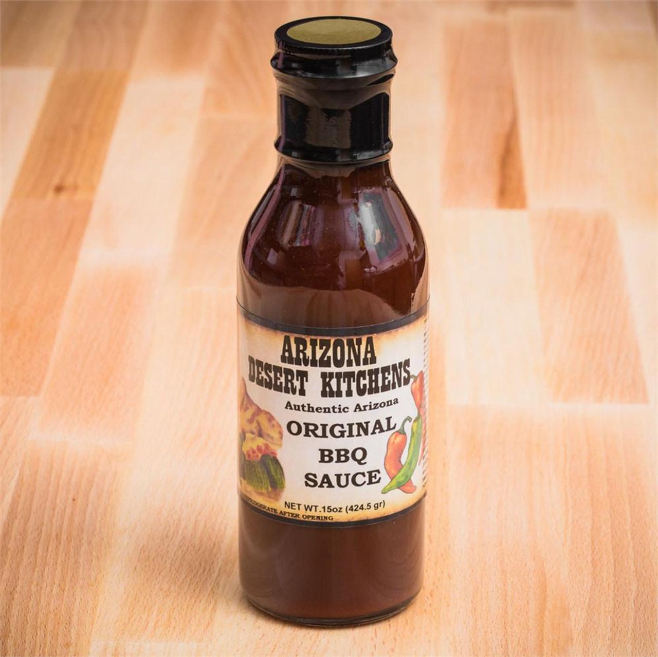 Original BBQ Sauce 15oz