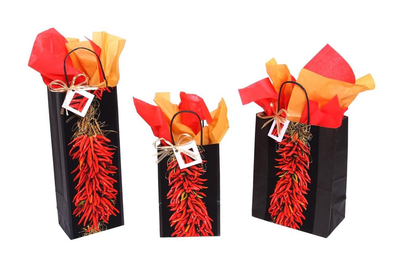 Chili Ristra Gift Bag