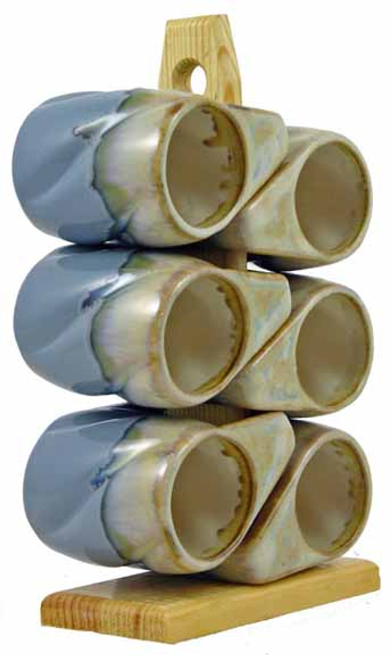 Padilla French Twist,  6ea - 14oz Mugs