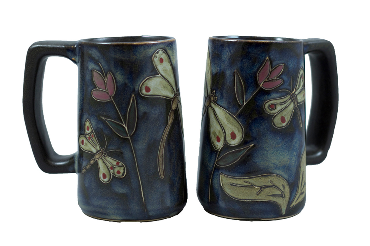 Mara Stein 16oz - Dragonfly OUT OF STOCK UNTIL 01/20/2021