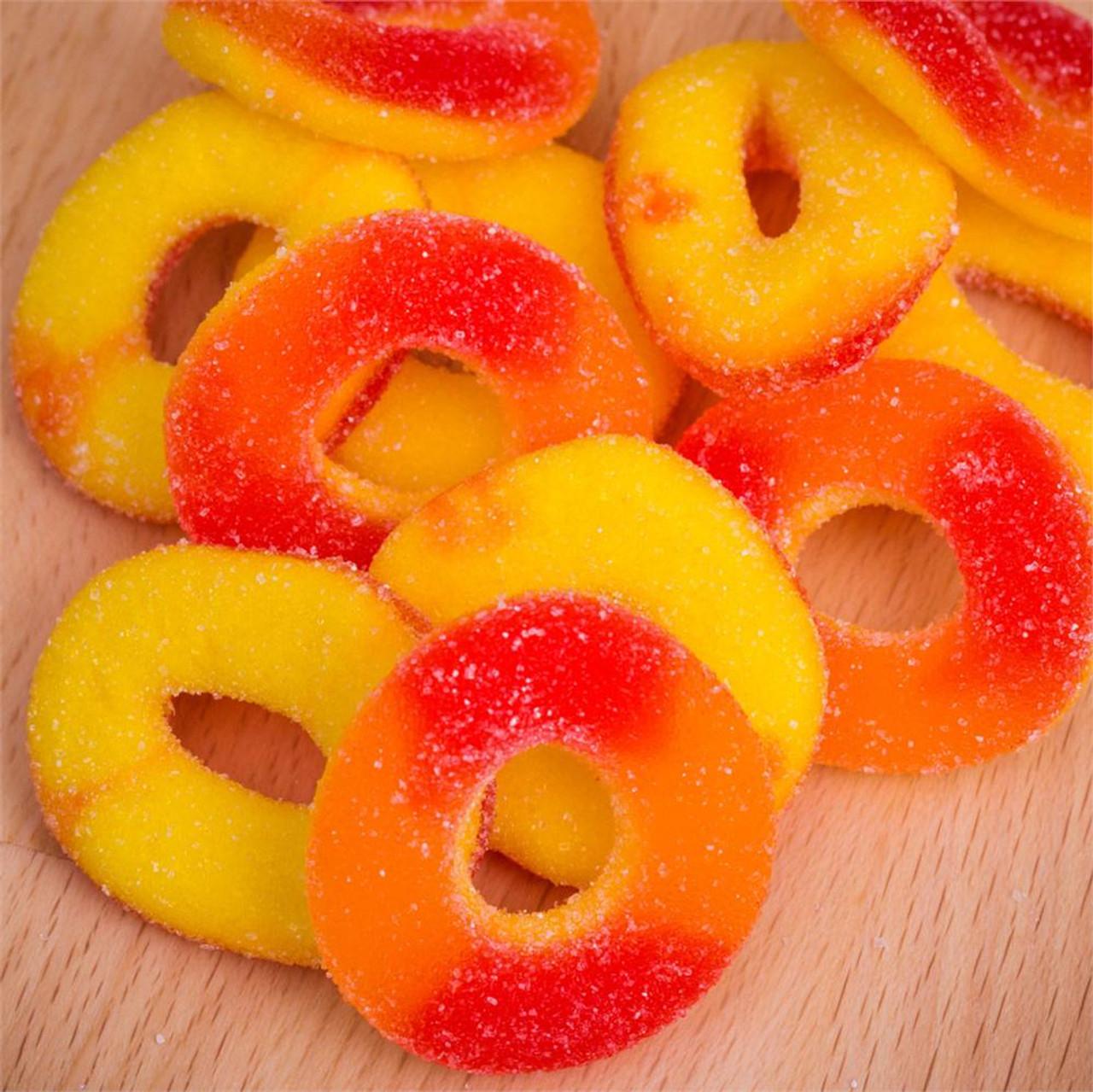 Peach Gummies 4oz