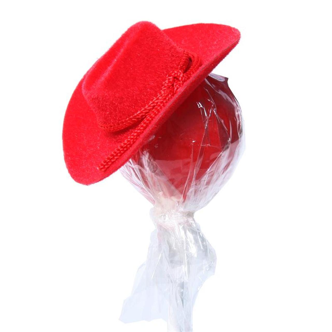 Cowboy Hat Lollipops