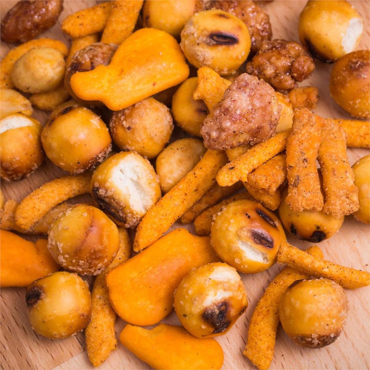 Sweet & Hot Nut Mix - 4oz
