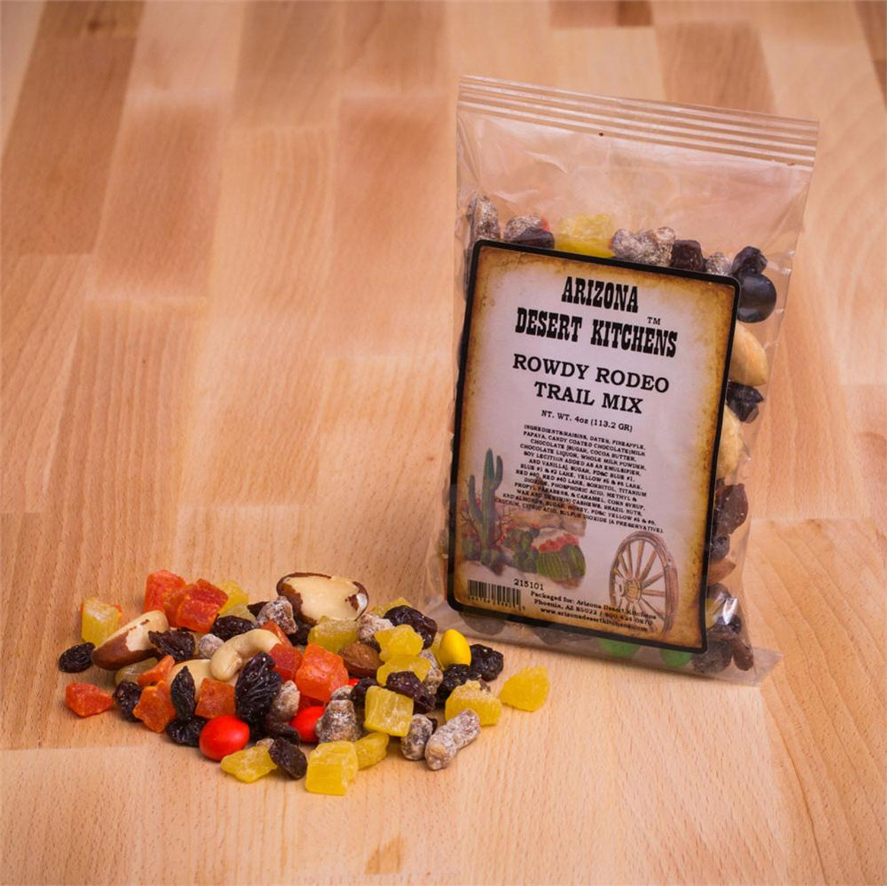 Rowdy Rodeo Trail Mix 4oz