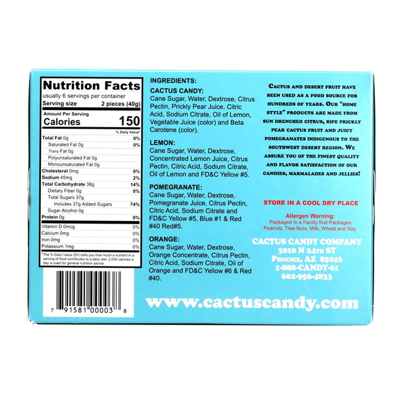 Southwest Candy Sampler 8oz
