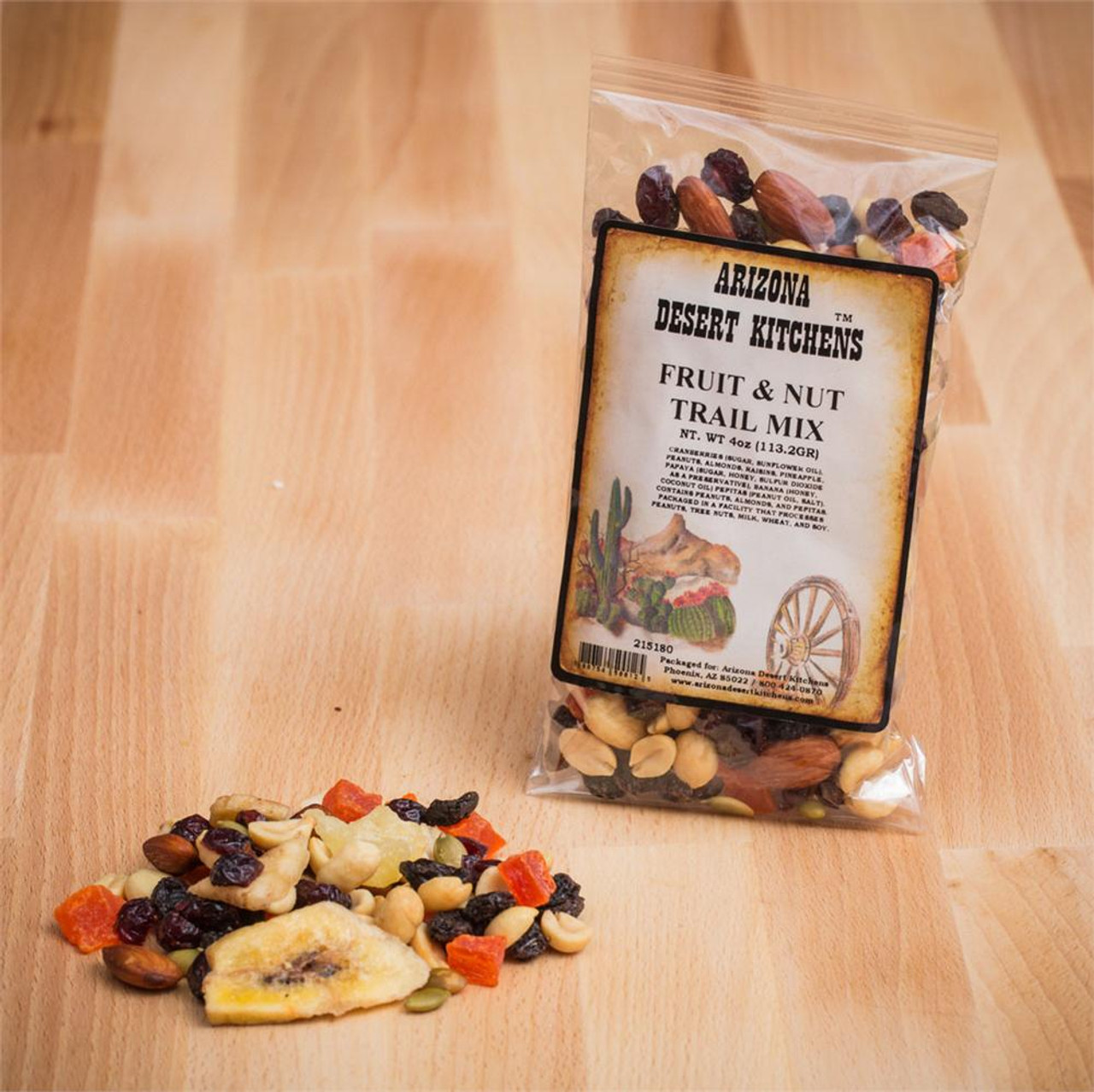 Fruit & Nut Trail Mix 4oz