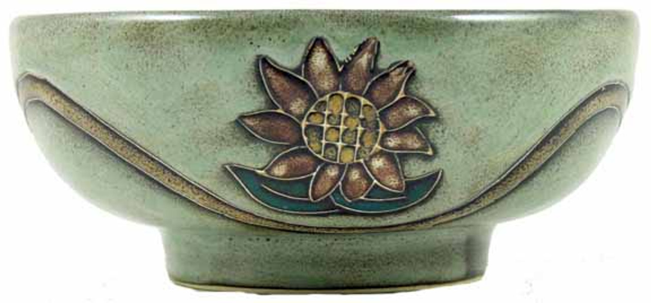 Mara Serving Bowl 24oz - Sunflowers