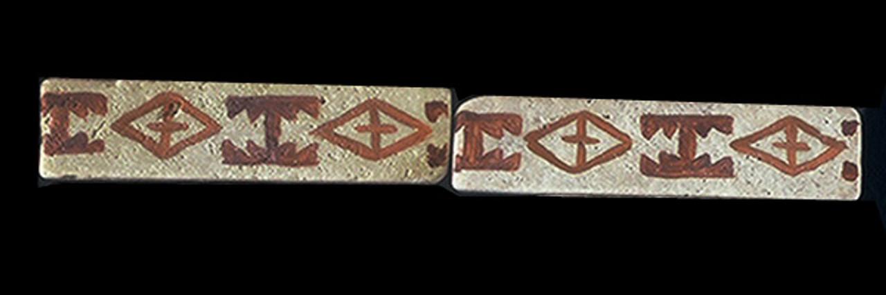 """Zuni #1 Liner 1""""x4"""" Tile"""