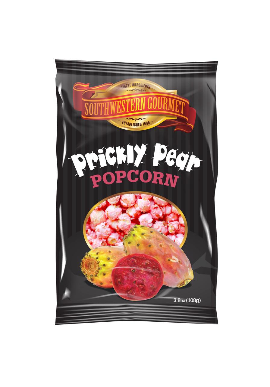 Prickly Pear Popcorn
