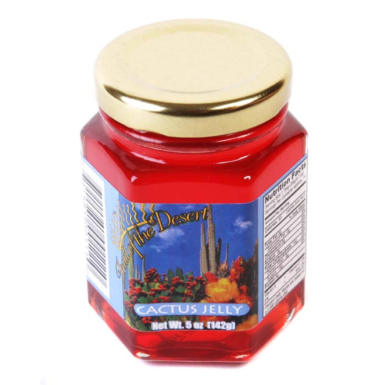 Gourmet Cactus Jelly 5oz-Case of 12