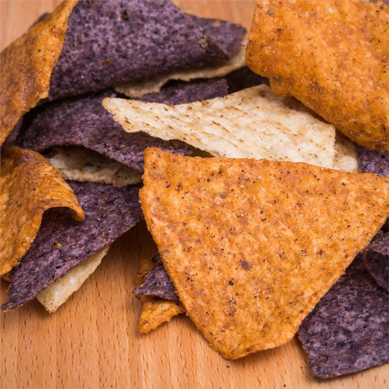 Trio Tortilla Chips 3oz