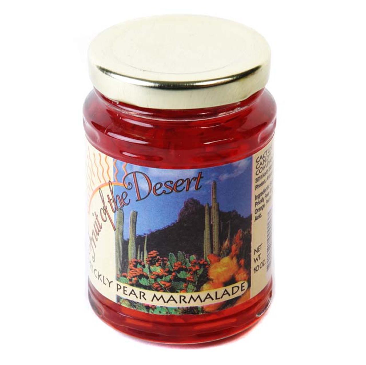 Gourmet Prickly Pear Marmalade 5oz-Case of 12