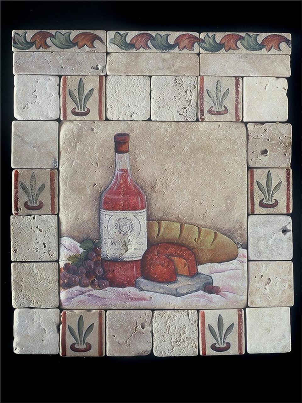 """Renaissance Liner 1""""x4"""" Tile"""
