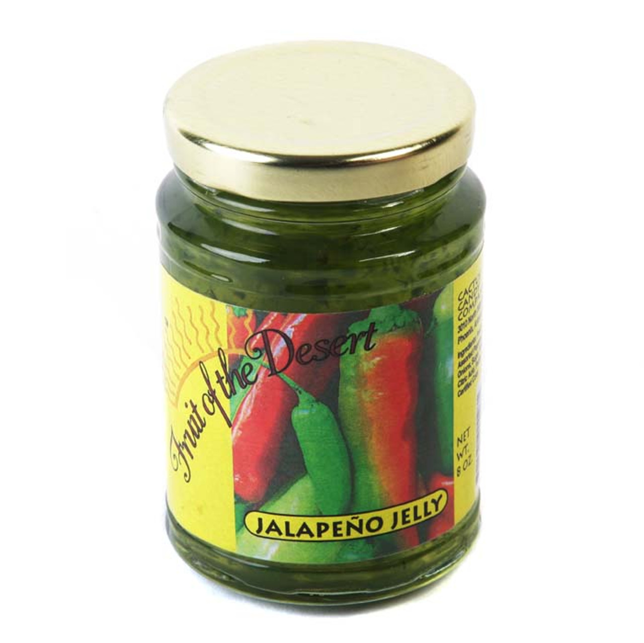 Gourmet Jalapeno Jelly 8oz-Case of 12