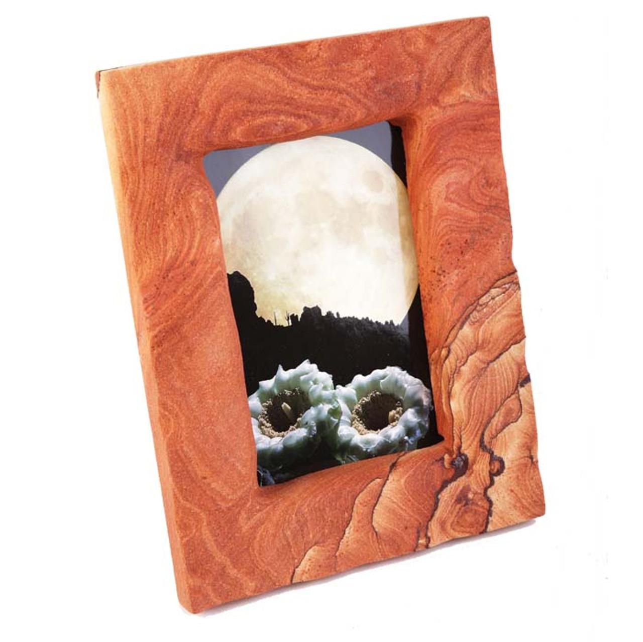 Sandstone Picture Frame - Portrait