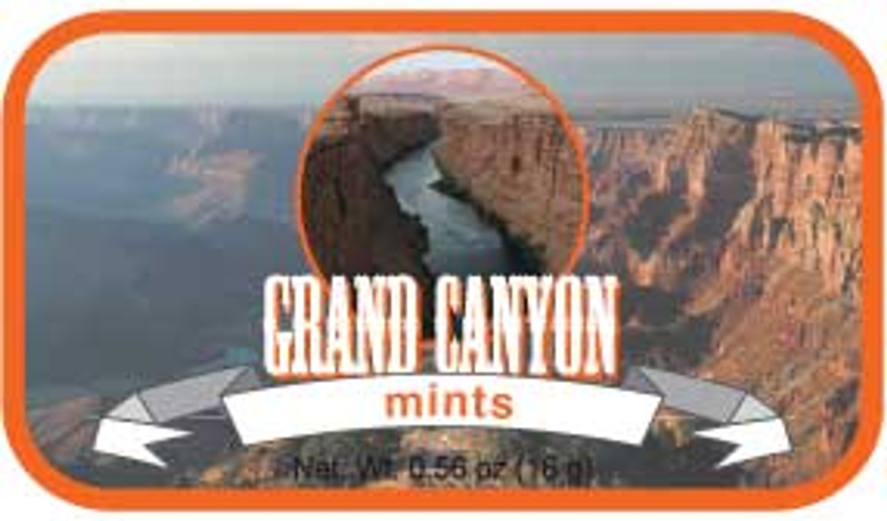 Grand Canyon Scenic Mints - Case of 24