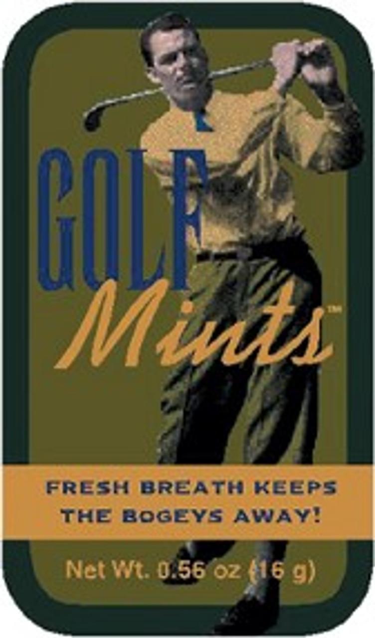 Golf Mints - Case of 24