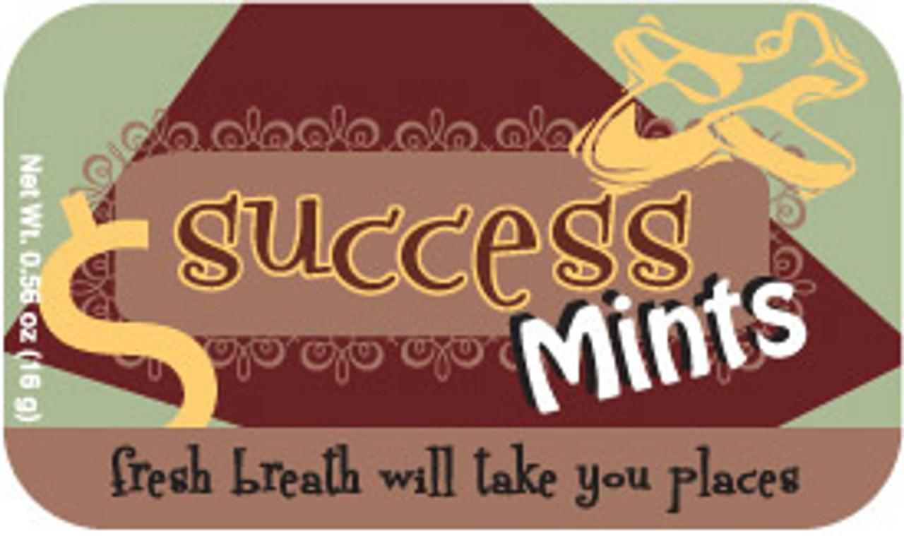 Success Mints - Case of 24