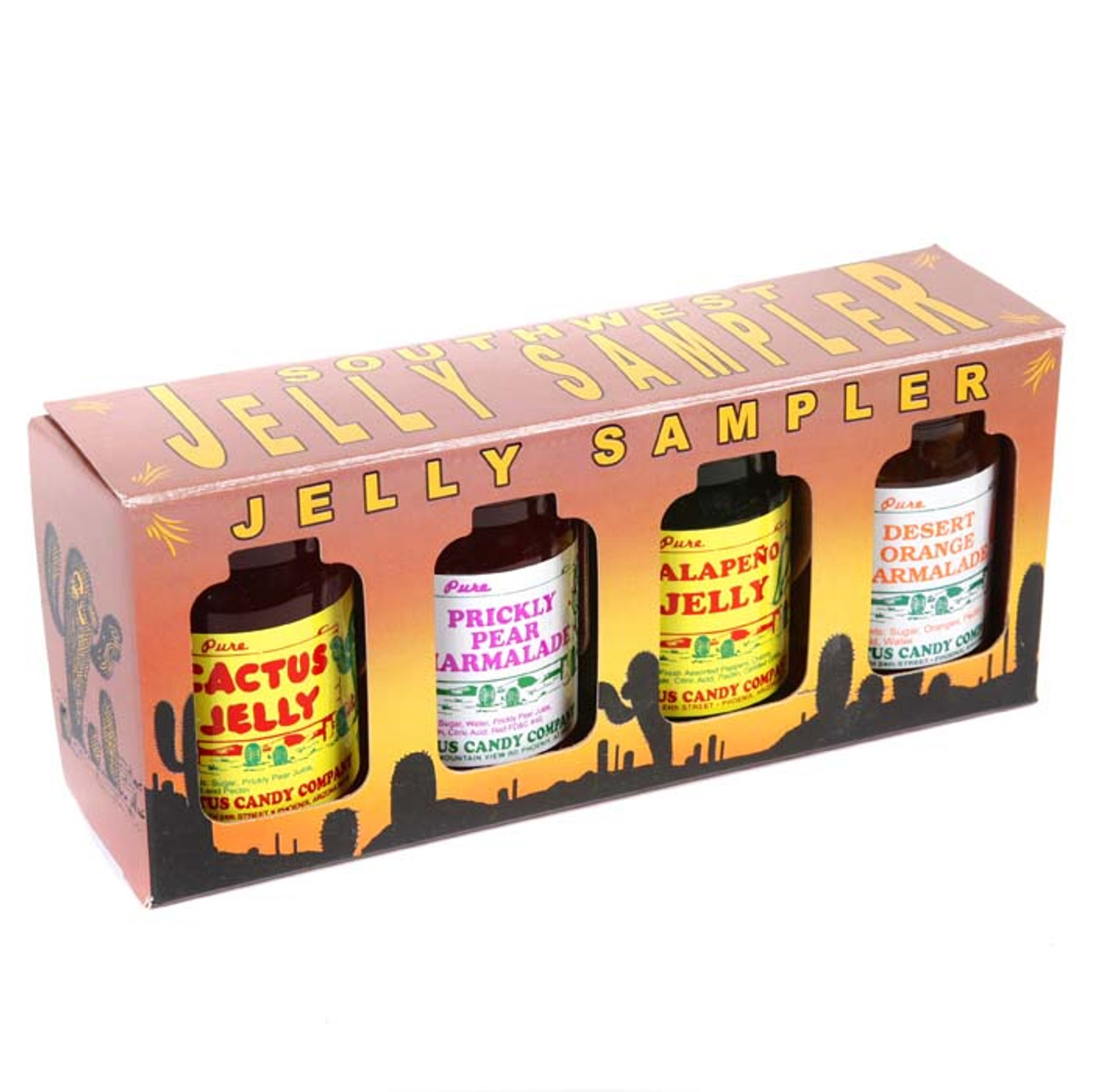 Jelly Gift 4 Pack-Case of 3