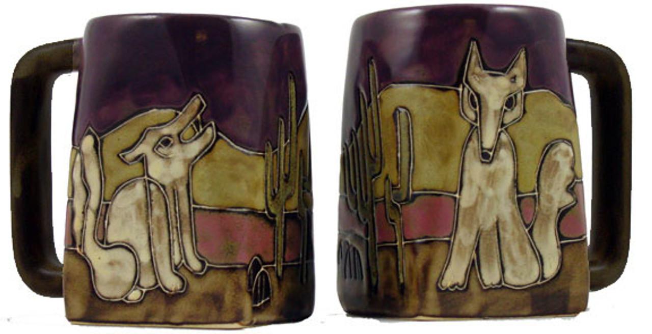 Mara Square Mug 12oz - Coyote
