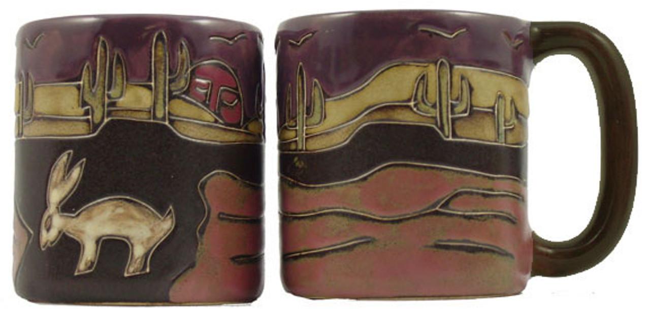 Mara Mug 16oz - Desert Scene