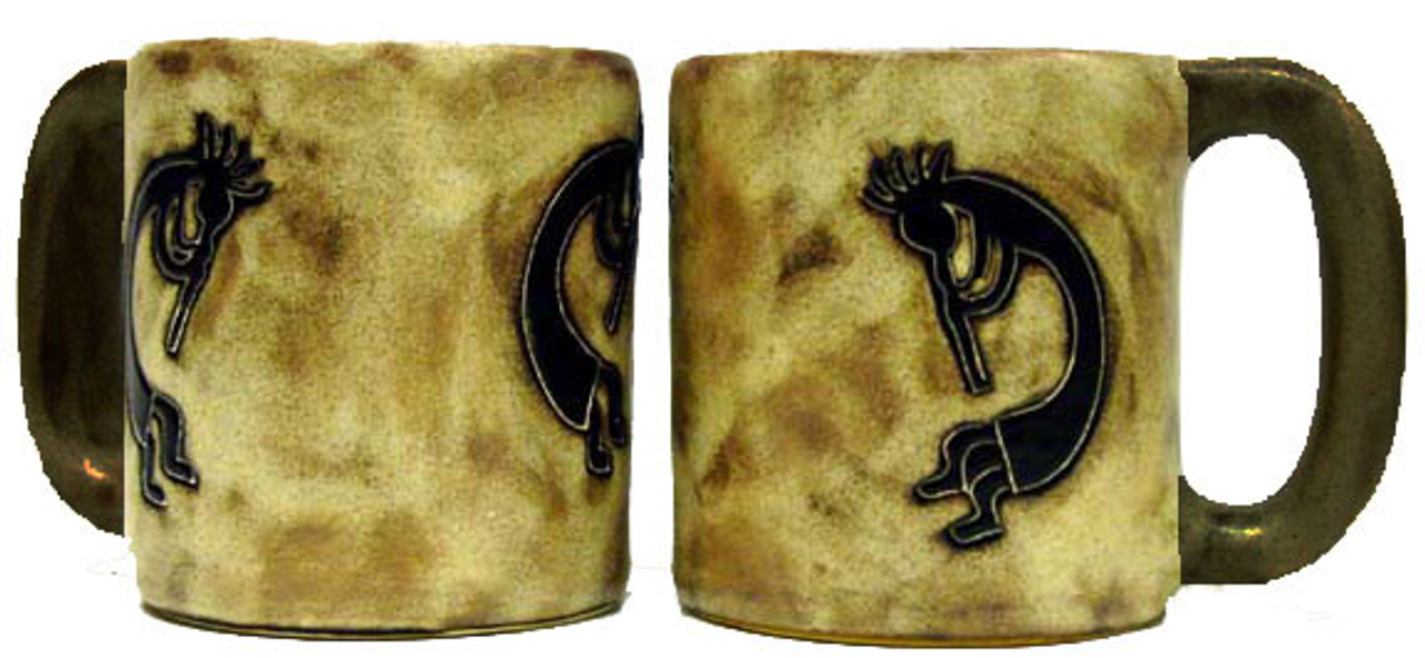 Mara Mug 16oz - Kokopelli Traditional