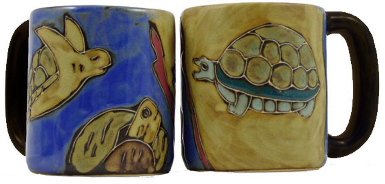 Mara Mug 16oz - Turtle