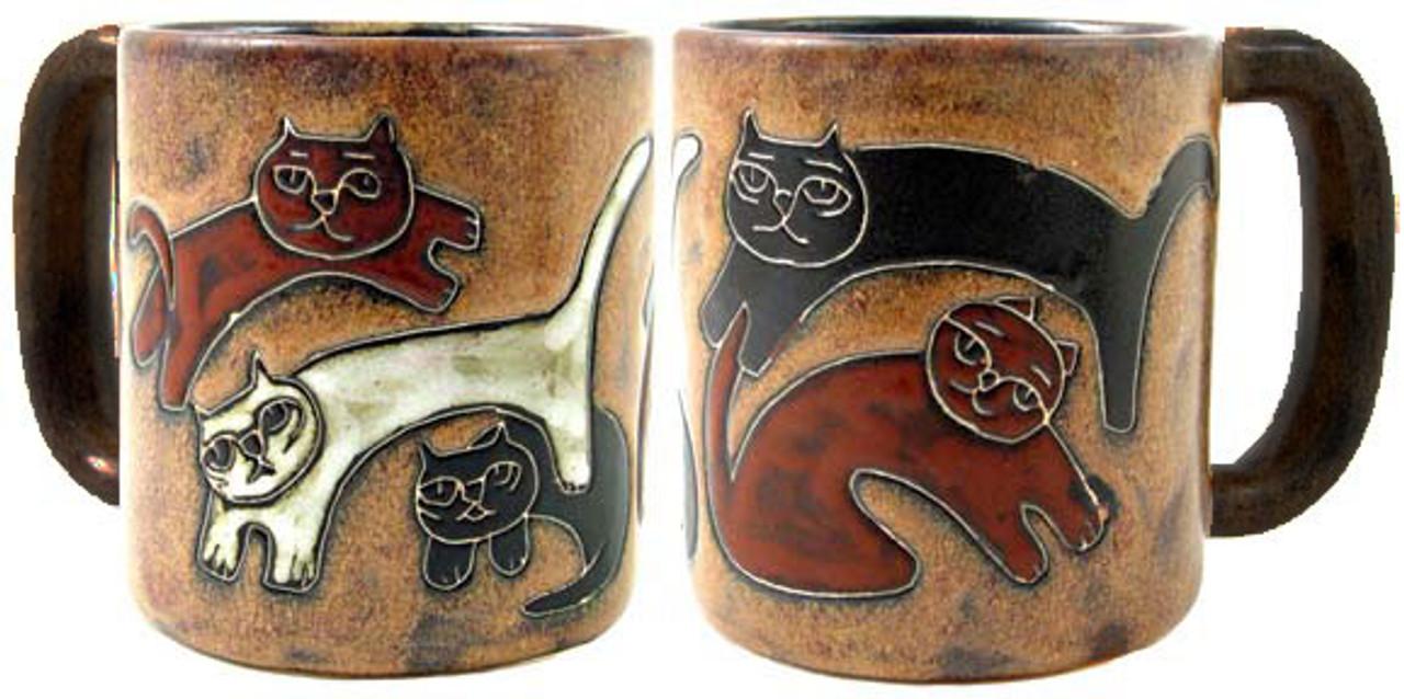 Mara Mug 16oz - Kitties