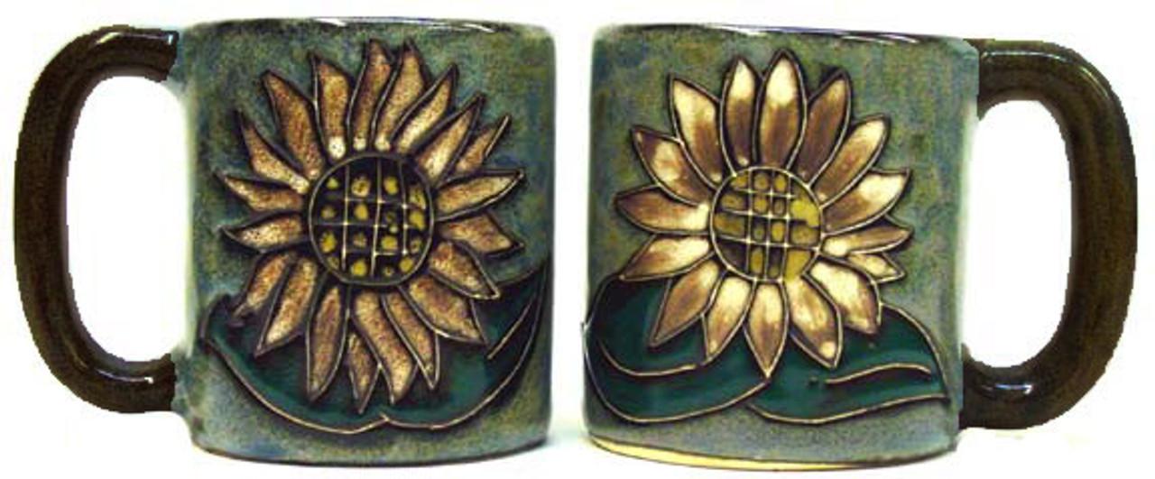 Mara Mug 16oz - Sunflower