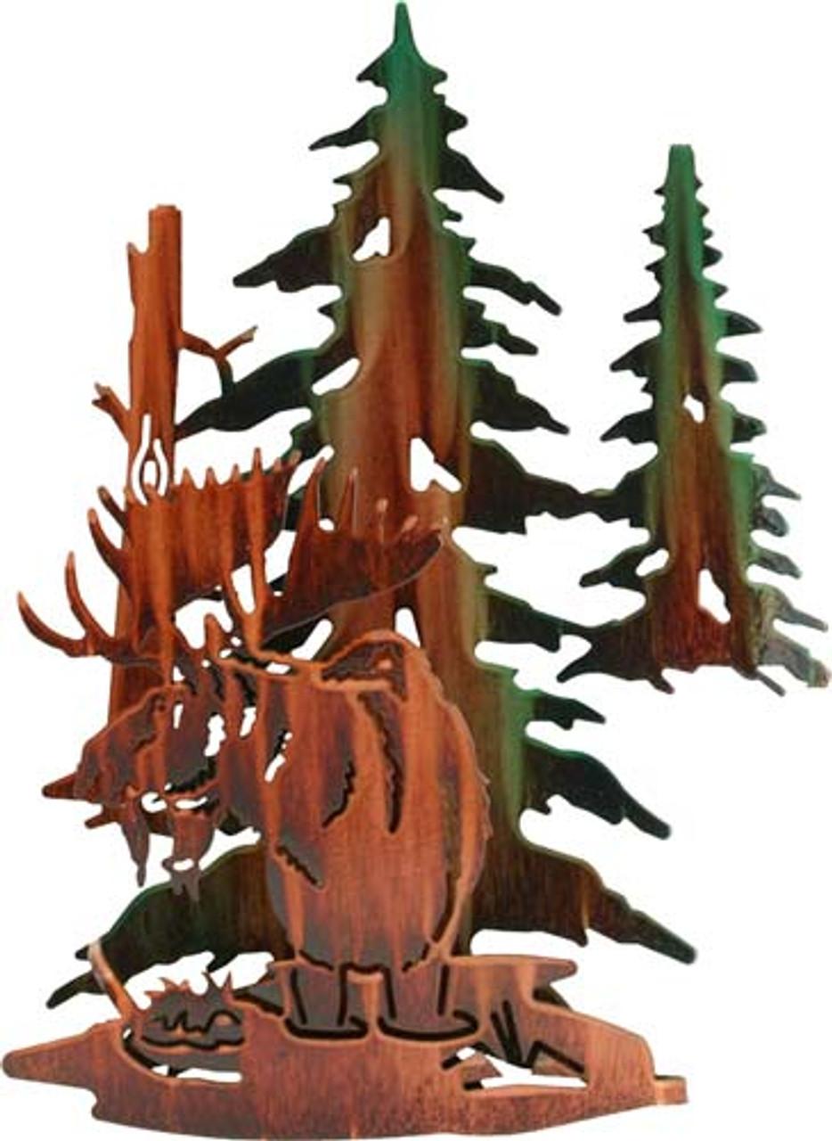3D Moose Haven