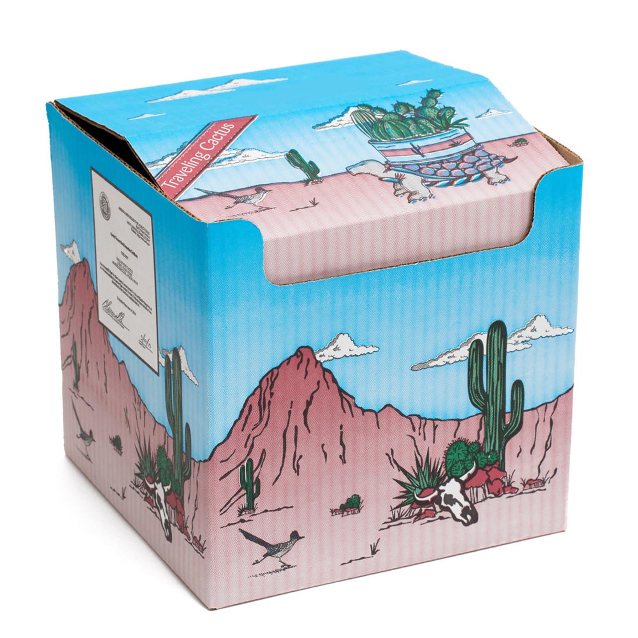 Cactus Travel Kit - 4 inch