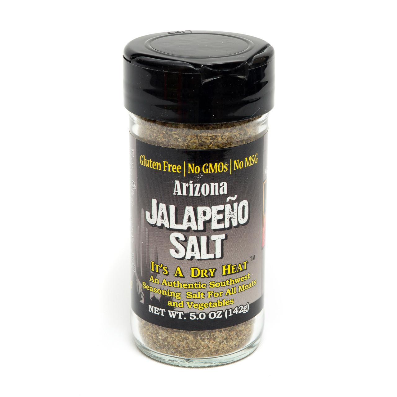 Arizona Jalapeno Salt 5oz