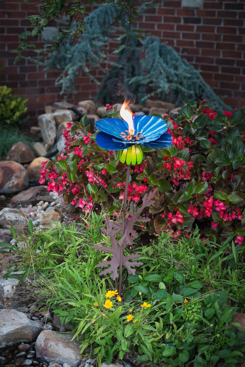 Himalayan Poppy Garden Torch