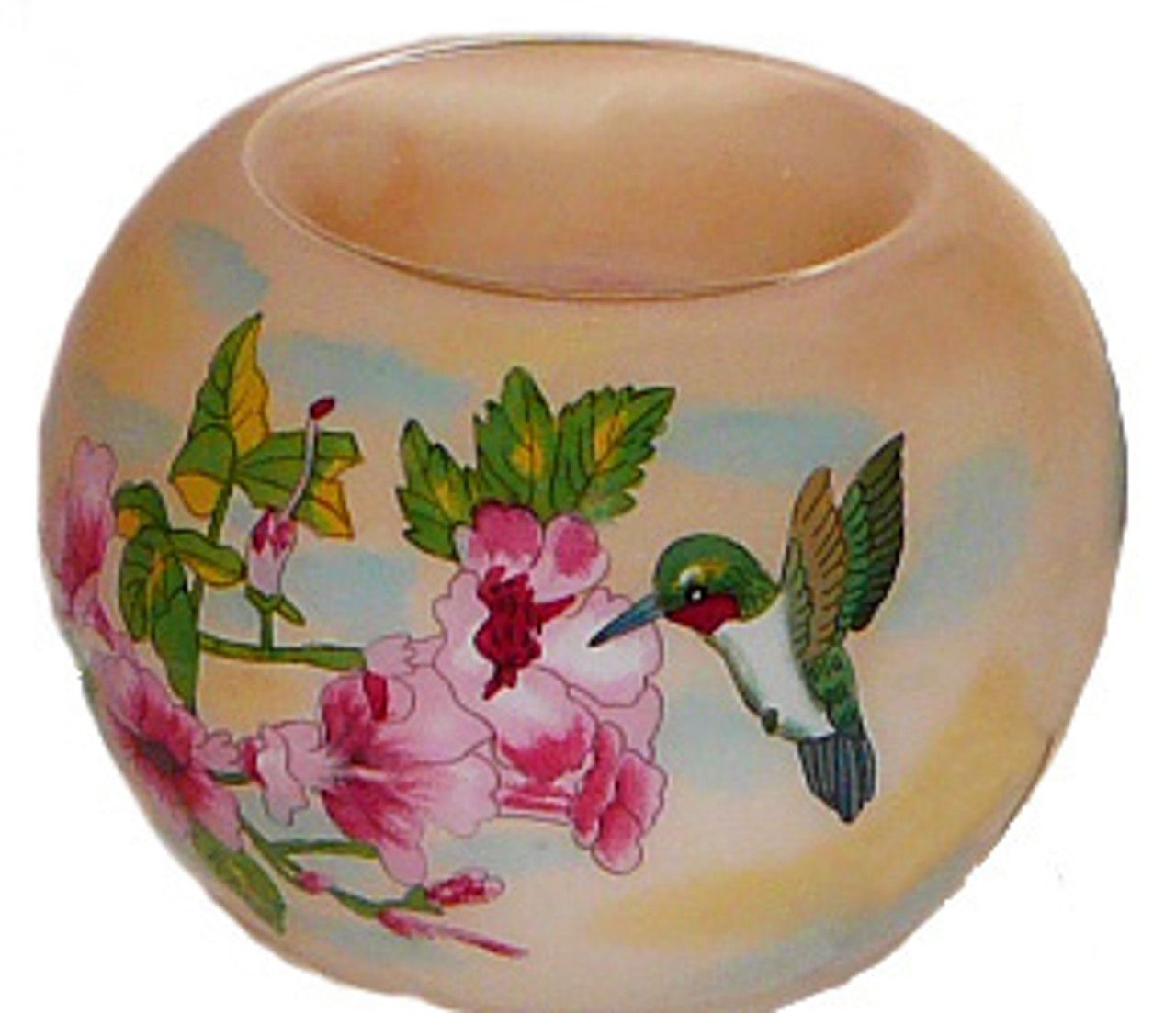 Hummingbirds - Votive - Set of 2