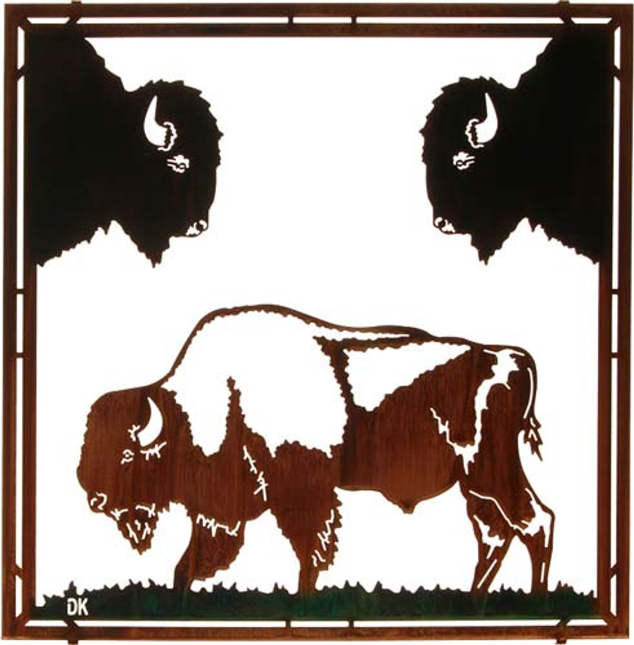 Buffalo (Framed)