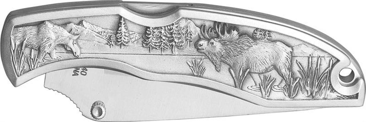 Moose Pocket Knife
