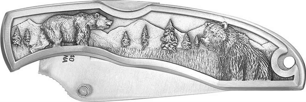 Grizzlies Pocket Knife
