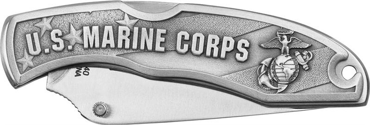 Marine Corp Pocket Knife