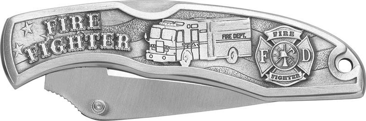 Firefighter Pocket Knife