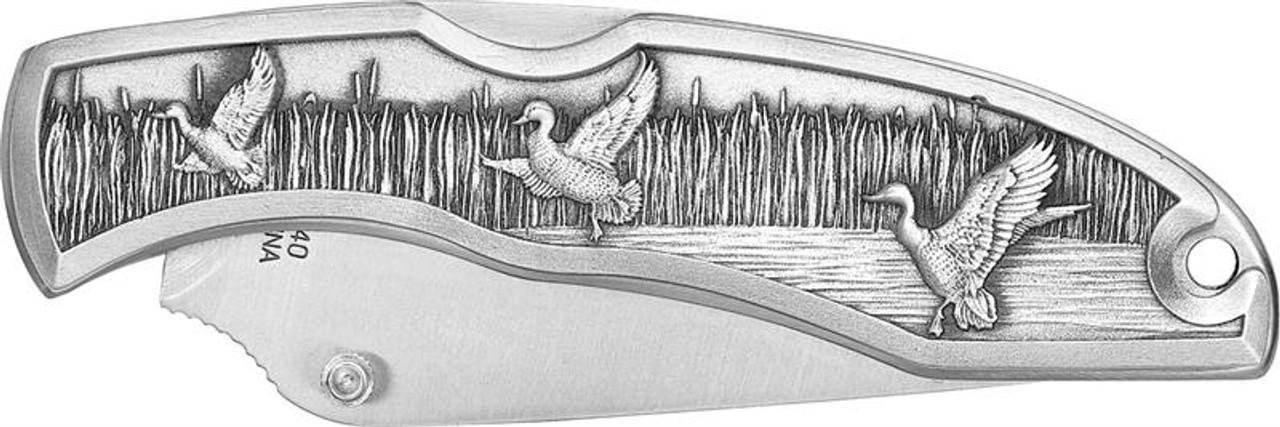 Mallards Pocket Knife