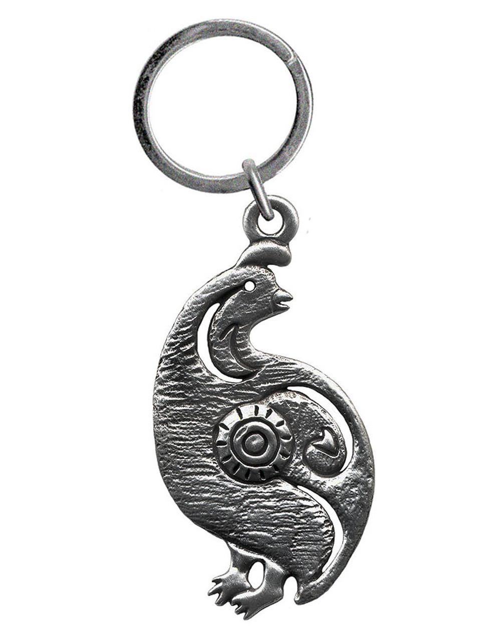 Quail Fetish Mini Keychain