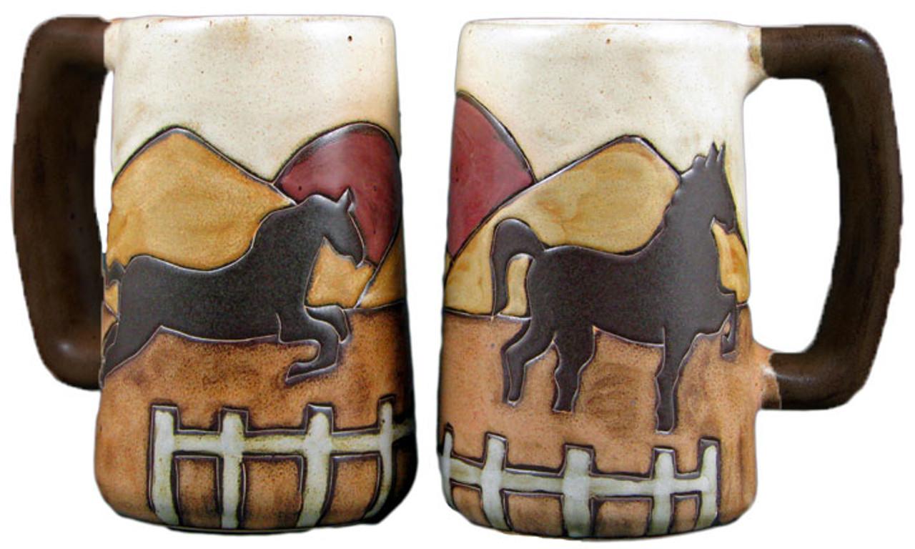 Mara Stein 16oz - Equestrian