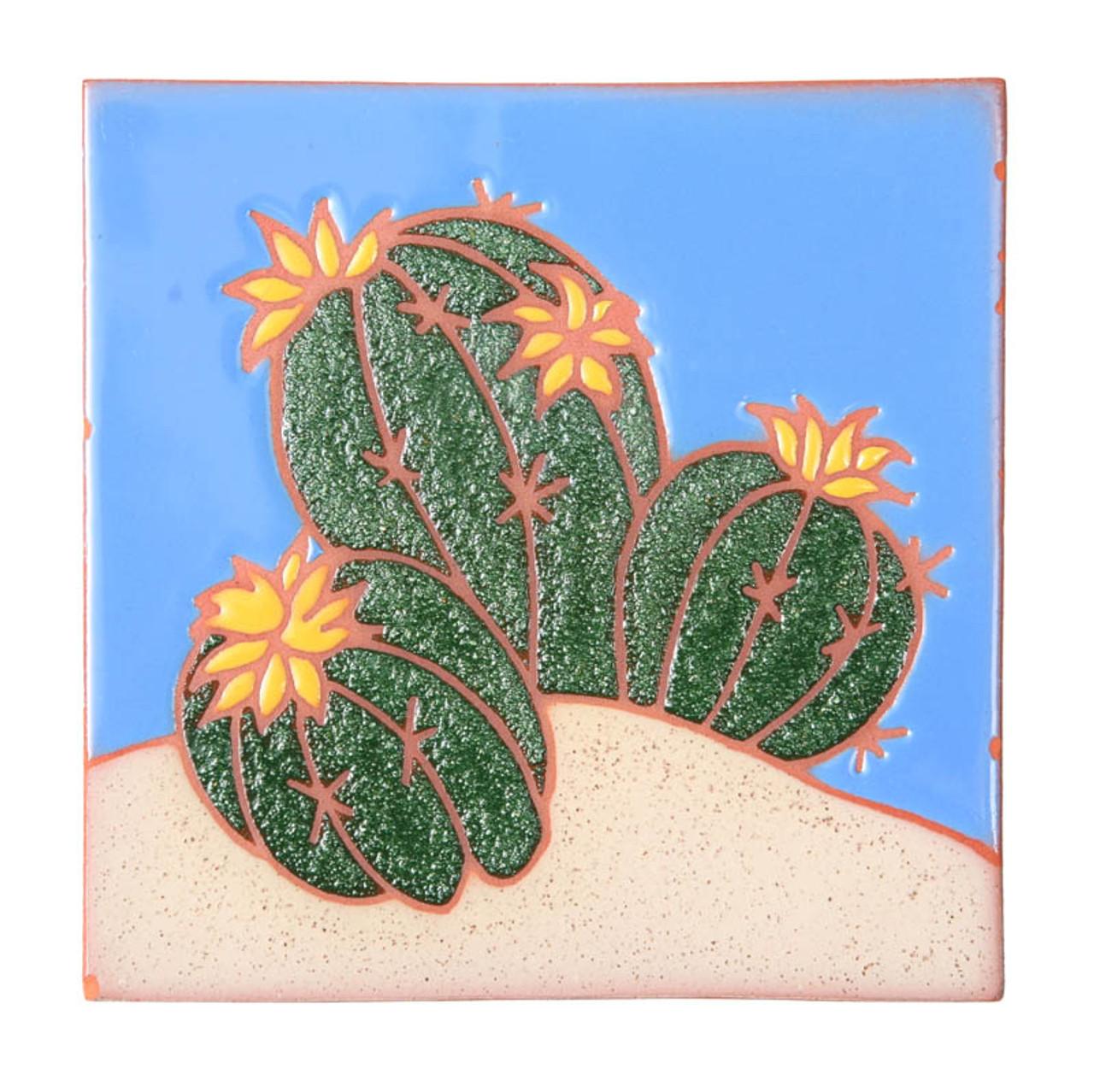 Barrel Cactus Trivet